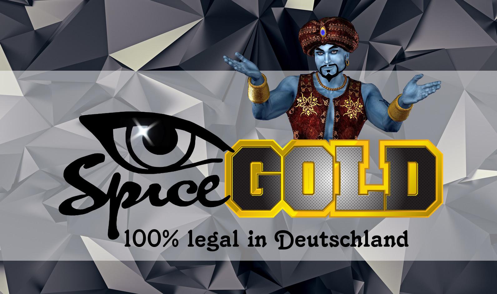 Spice gold 3g Raeuchermischung